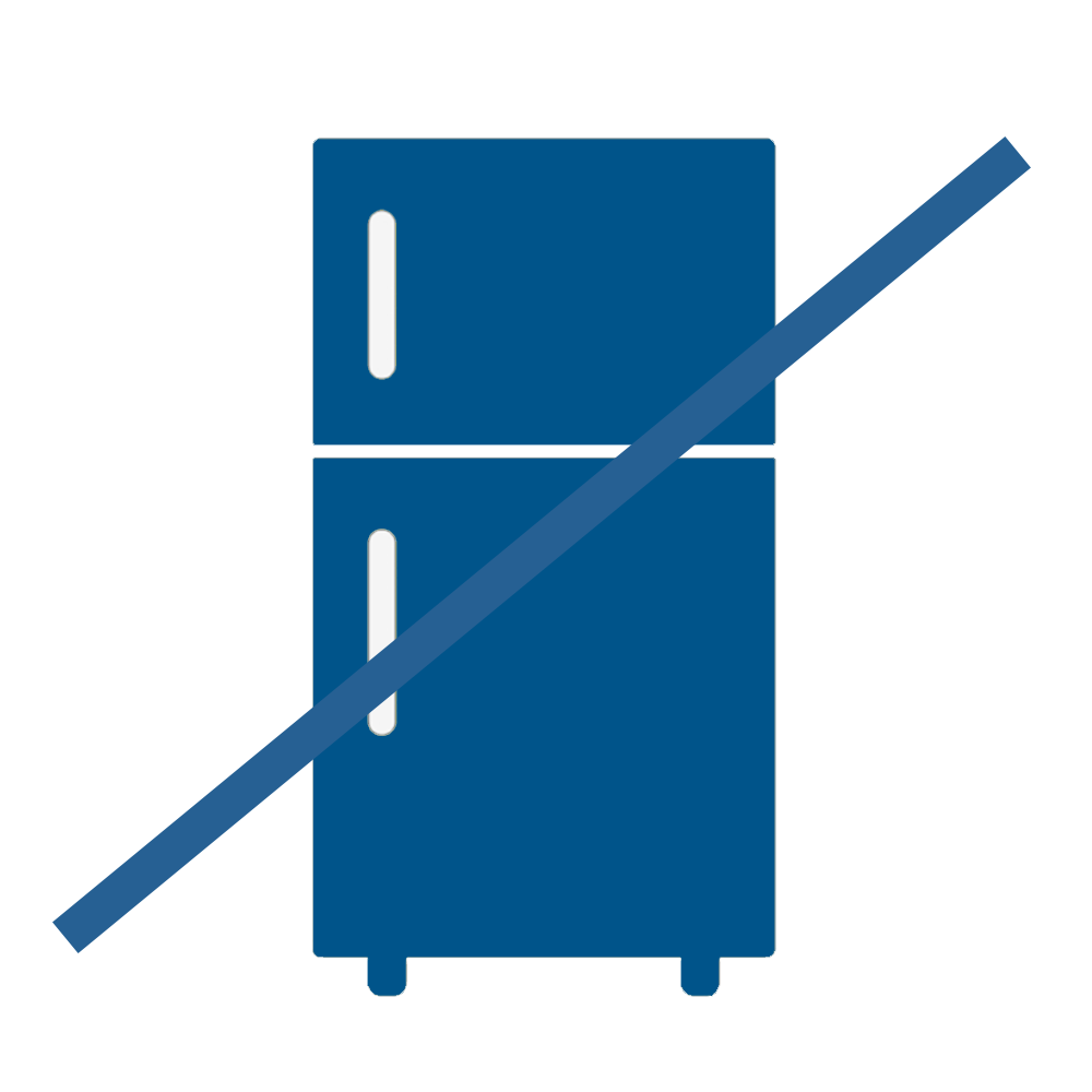 icon No Refrigeration Required blue trans